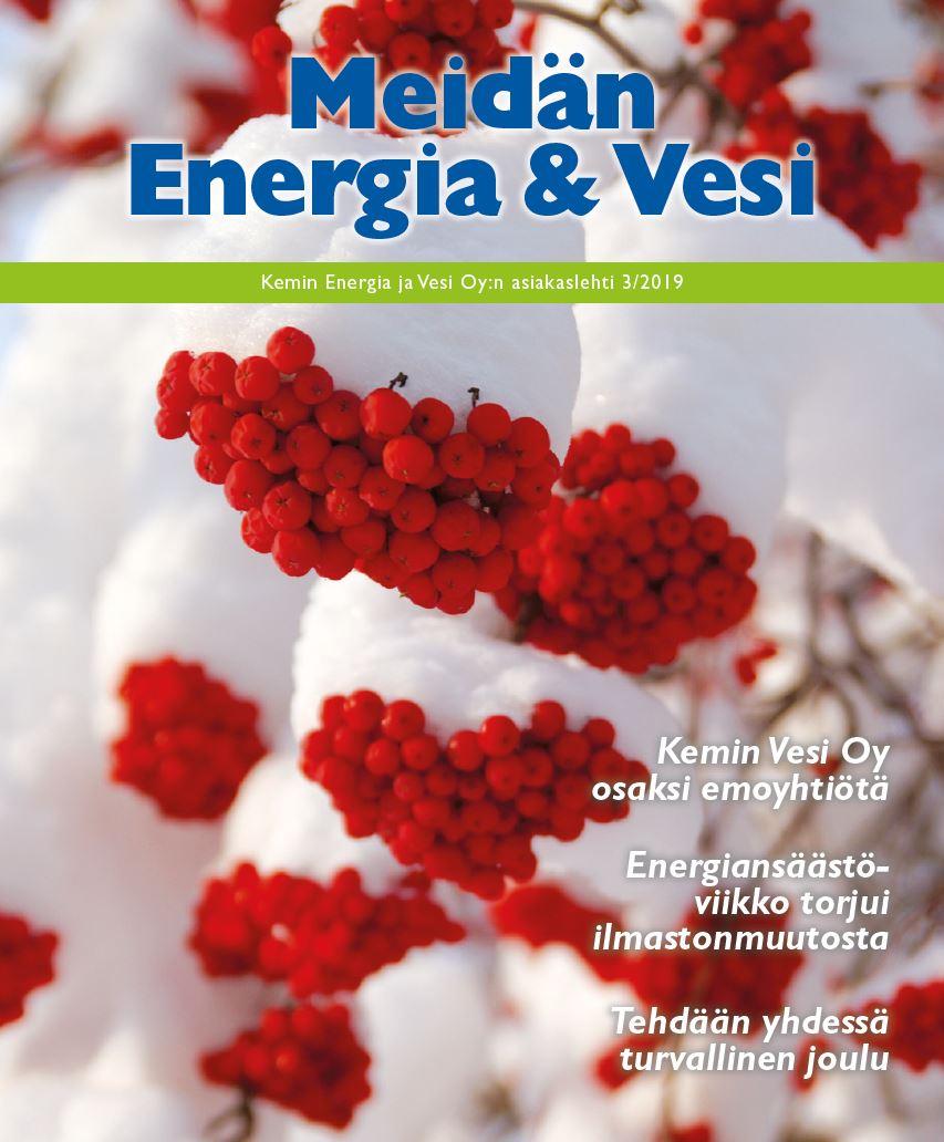 Lue Meidän Energia ja Vesi 3/2019