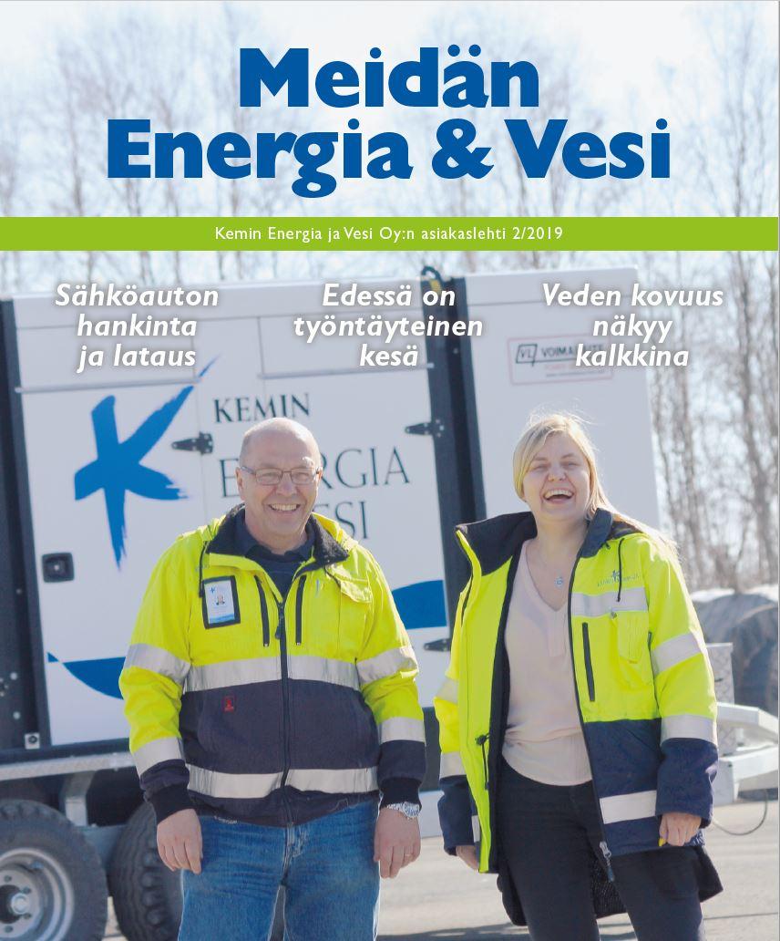 Lue Meidän Energia ja Vesi 2/2019