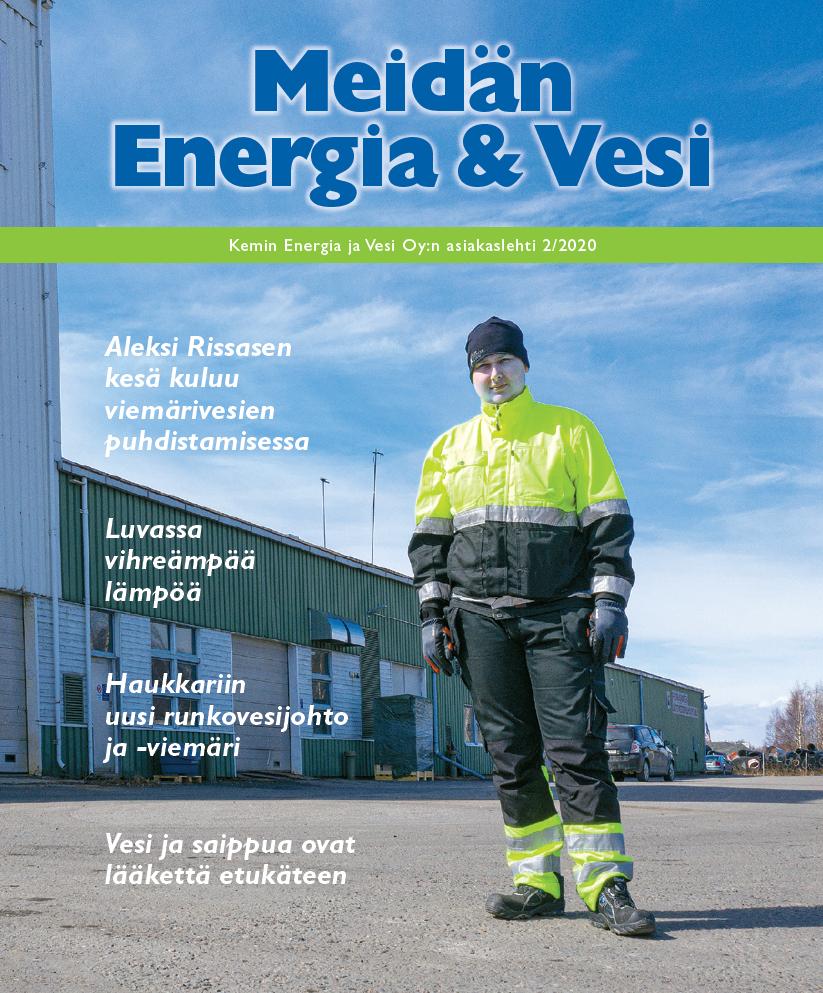 Lue Meidän Energia ja Vesi 2/2020